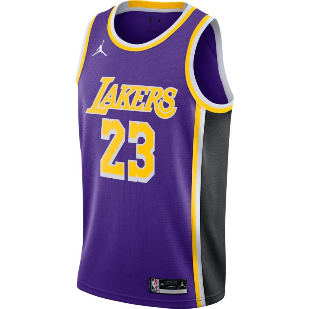SWINGMAN STATEMENT EDITION 2020 LOS ANGELES LAKERS - JAMES