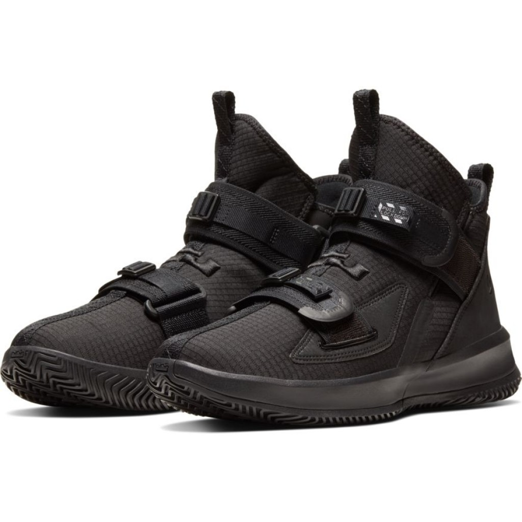 "LEBRON SOLDIER XIII SFG ""TRIPLE BLACK"""